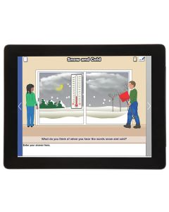 What is Weather? Multimedia Lesson - Downloadable Version -  Gr. 3-5