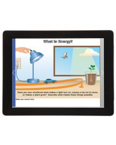 All About Energy Multimedia Lesson - CD Version -  Gr. 3-5