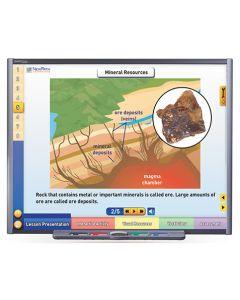 Minerals Multimedia Lesson - CD Version