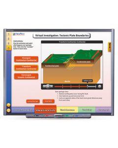Plate Tectonics Multimedia Lesson - Downloadable Version