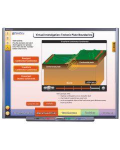 Plate Tectonics Multimedia Lesson - CD Version