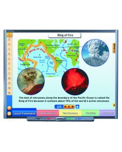Volcanoes Multimedia Lesson - CD Version