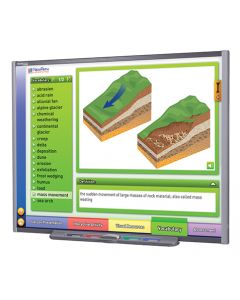 Earth's Surface Multimedia Lesson - CD Version