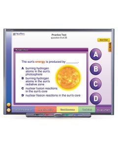 Our Solar System Multimedia Lesson - CD Version