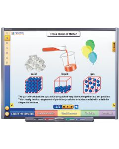 Properties & States of Matter Multimedia Lesson - CD Version