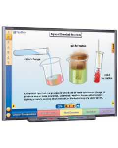 Chemical Reactions Multimedia Lesson - Downloadable Version