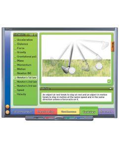 Forces & Motion Multimedia Lesson - Downloadable Version