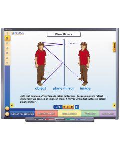 Light Multimedia Lesson - Downloadable Version