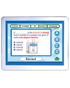 Grades 8 - 10 Science Interactive Whiteboard CD-ROM - Site License