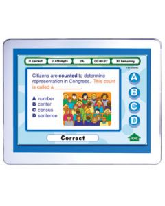 Grade 5 Social Studies Interactive Whiteboard CD-ROM - Site License