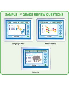 MimioVote Grade 1 Question Set - Math, Reading & Science