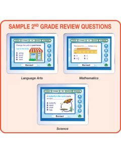 MimioVote Grade 2 Question Set - Math, Reading & Science