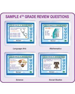 MimioVote Grade 4 Question Set - Math, Language Arts, Science & Social Studies
