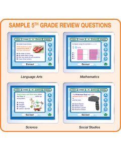 MimioVote Grade 5 Question Set - Math, Language Arts, Science & Social Studies