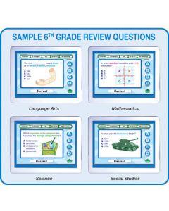 MimioVote Grade 6 Question Set - Math, Language Arts, Science & Social Studies