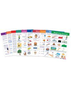 English Language Arts Gr. 2 Visual Learning Guides™ Set of 10