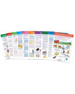 English Language Arts Gr. 3 Visual Learning Guides™ Set of 10