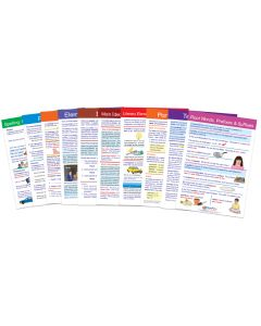 English Language Arts Gr. 4 Visual Learning Guides™ Set of 10