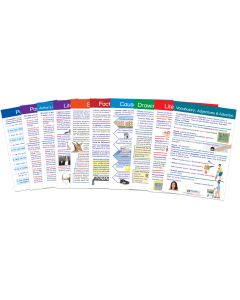 English Language Arts Gr. 5 Visual Learning Guides™ Set of 10