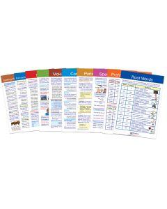 English Language Arts Gr. 6 Visual Learning Guides™ Set of 10