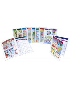Grade 2 Math Visual Learning Guides™ Set