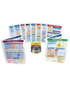 Grades 8 - 10 Math Visual Learning Guides™ Set