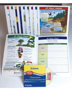 Grade 2 Science Visual Learning Guides™ Set