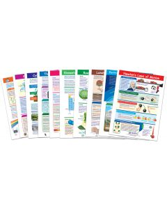 Grade 5 Science Visual Learning Guides™ Set