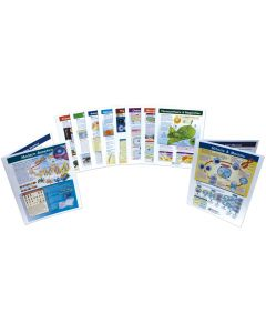 Middle School Life Science Visual Learning Guides™ Set