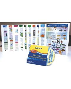 Six Kingdoms - Grades 5 - 9 Visual Learning Guides™ Set