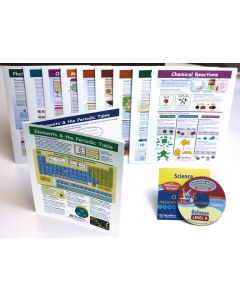 Grades 8 - 10 Science Visual Learning Guides™ Set