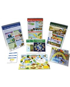 Diversity of Organisms and Ecosystems NGSS Skill Builder Kit