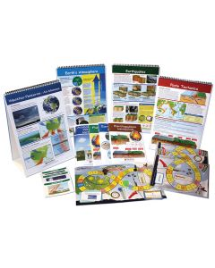 Earth's Systems NGSS Skill Builder Kit