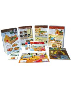 Earth's Surface and Natural Hazards NGSS Skill Builder Kit