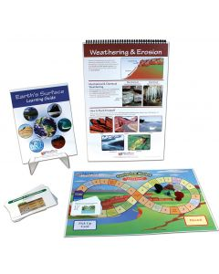 Earth's Surface Curriculum Learning Module