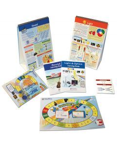 Sound and Light NGSS Skill Builder Kit