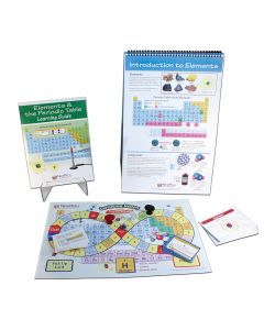 Elements and the Periodic Table Curriculum Learning Module
