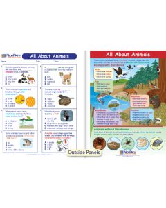 All About Animals Visual Learning Guide