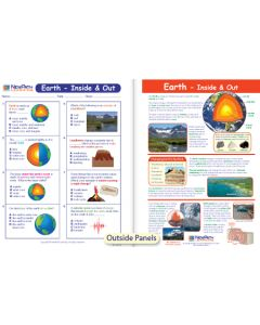 Earth - Inside & Out Visual Learning Guide