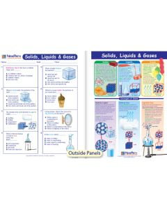 Solids, Liquids & Gases Visual Learning Guide
