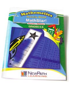 Mathstar Workbook - Grades 5 - 6 -Print Version