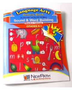 Alphabet Activity Series - Sound and Word Building Workbook - Grades K - 1 - Print Version