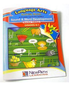 Alphabet Activity Series - Sound and Word Development Workbook - Grades K - 1 - Print Version