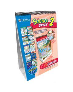 Grade 2 Science Curriculum Mastery® Flip Chart Set