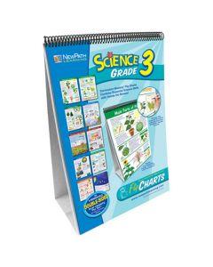 Grade 3 Science Curriculum Mastery® Flip Chart Set