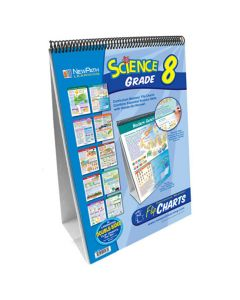 Grades 8 - 10 Science Curriculum Mastery® Flip Chart Set