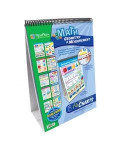 Geometry & Measurement Curriculum Mastery® Flip Chart Set - Grades 3 - 6