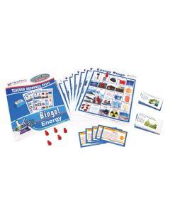 Energy Bingo! Game