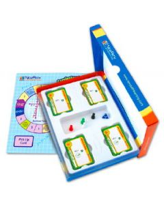 Grade 4 Math Curriculum Mastery® Game - Study-Group Edition