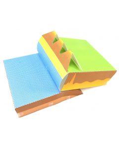 Tectonics Plates 3-D Model Making Kit